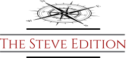 The Steve Edition Logo