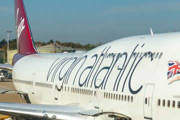 Virgin Atlantic: Boeing 747-400 'Ladybird'